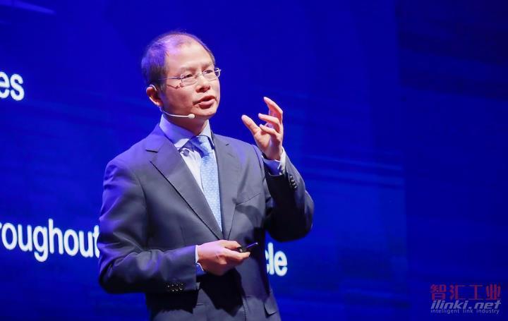 徐直军首次全面解读华为新愿景:构建万物互联的智能世界