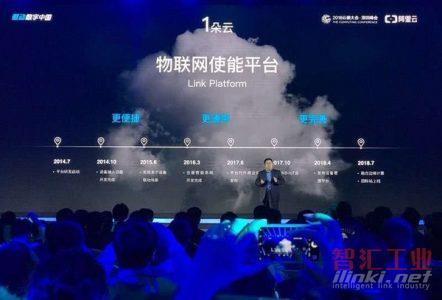 揭秘阿里云IoT战略:一朵云、两个端、三类伙伴与四大领域