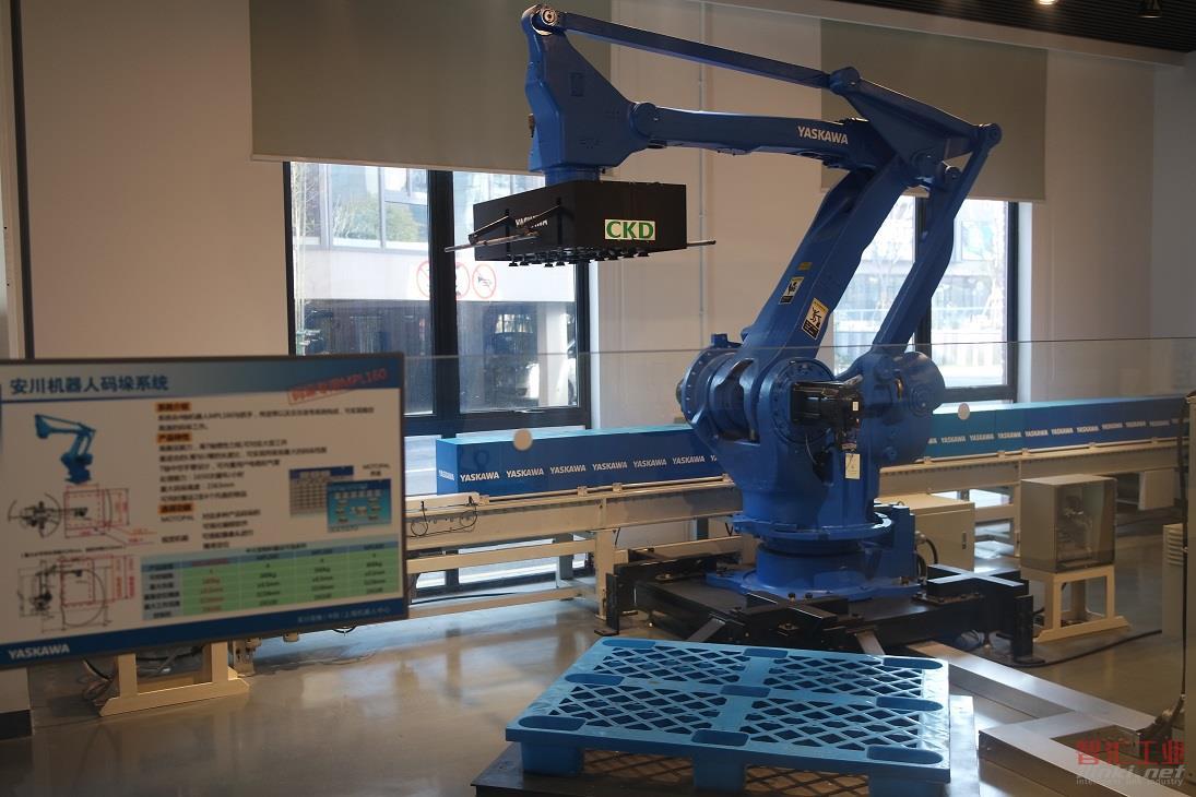 工业机器人,凝聚科技力