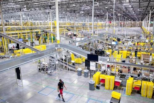 亚马逊的智能物流仓储系统,离我们有多远?