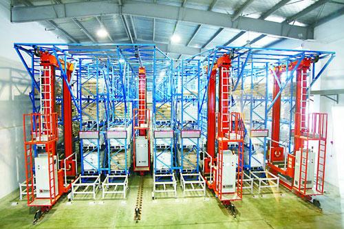 轻工行业智能工厂系列(二):江苏隆力奇集团打造自动化智能化生产车间