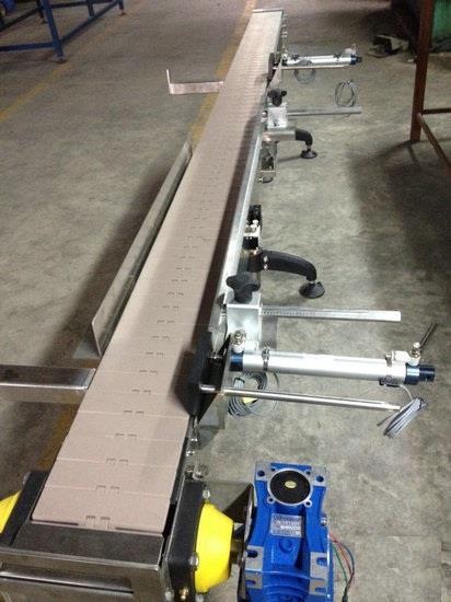 建材行业智能工厂系列(三):首条智能打标生产线 在家具建材行业投产