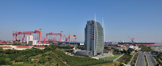 船舶制造业智能工厂系列(三):造船企业管理系统助推外高桥造船跨越式发展