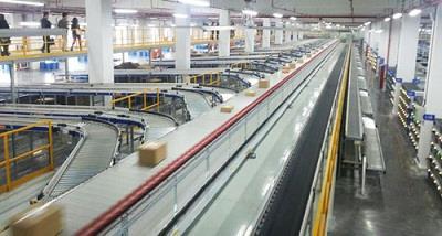 物流行业智能工厂系列(一):智能物流颠覆传统生产模式 效率为王