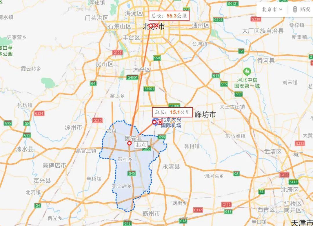 哪里才是当前环京地区潜力最大的价值洼地呢?