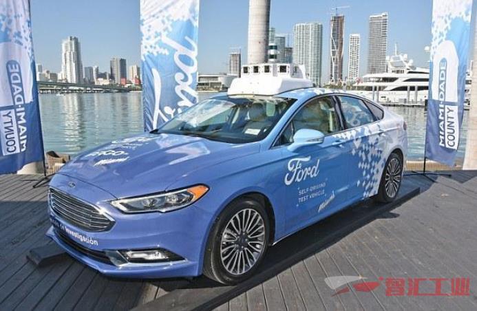 福特计划投入290亿美元全力发展电动汽车和自动驾驶