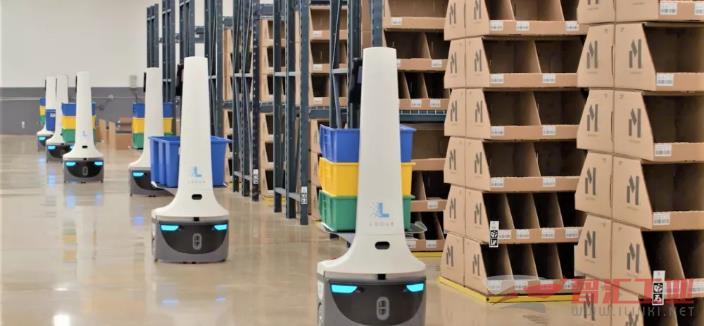 仓储机器人企业Locus Robotics完成1.5亿美元融资