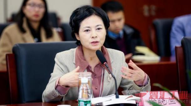 全国政协委员徐晓兰:依托工业互联网推动产业数字化转型