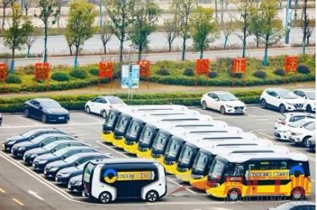 蘑菇车联:与衡阳市共建智慧交通,自动驾驶将落地城市主干道