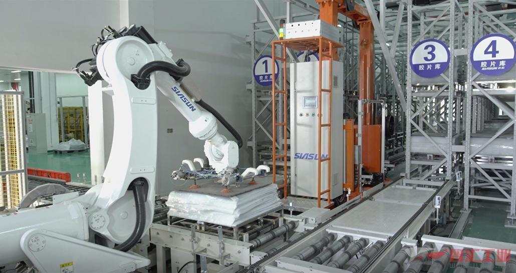 湖北华强建成我国首个医用丁基胶塞智能工厂