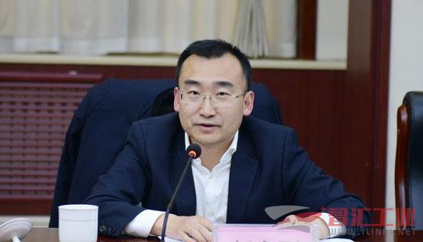 汉中市政府与华为推进数字产业化
