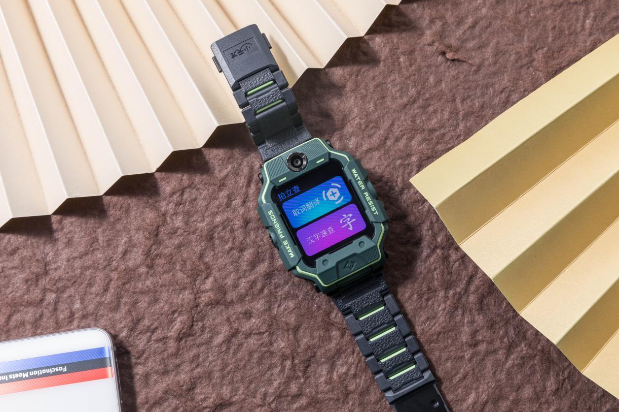 小天才Z6巅峰版电话手表使用测评