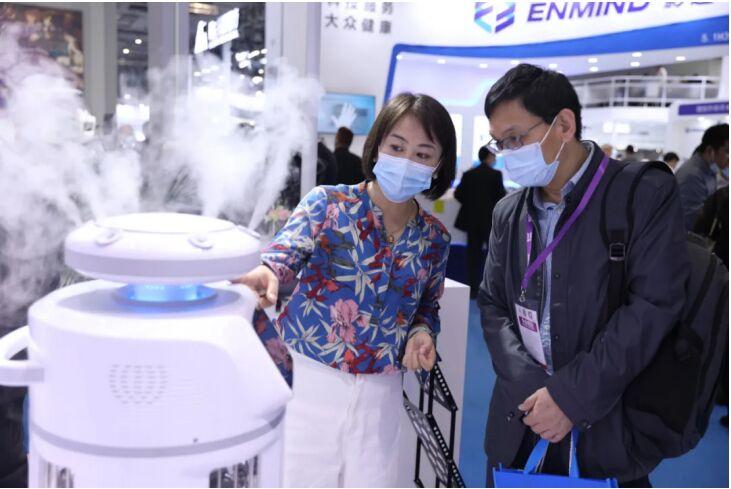 倒计时20天!擎朗机器人与您相约CMEF国际医疗器械博览会