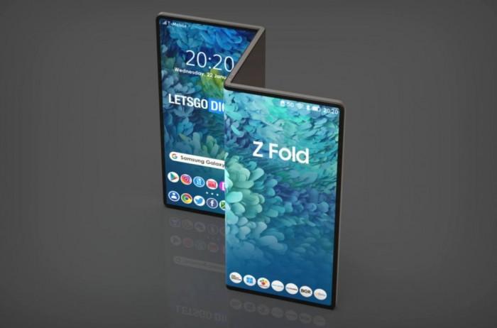 """三星三折叠手机有望明年发布 已提交""""Galaxy Z Fold""""商标申请"""
