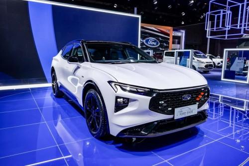 合作车型齐聚2021上海车展 百度Apollo开启智驾新时代