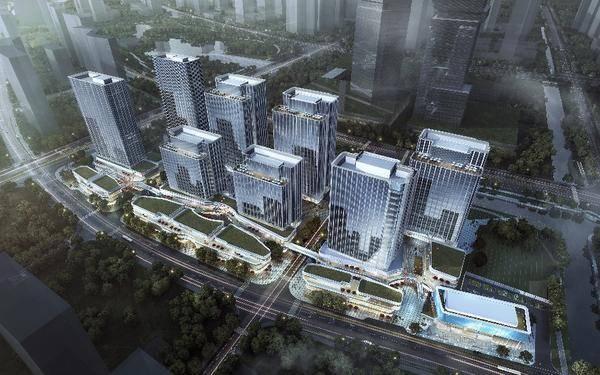 以数字经济为约  4月28日58集团华东区域总部项目吹响产业集结号