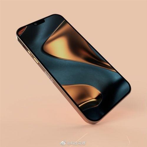 iPhone 13 Pro系列最新渲染图曝光:四年以来首次改动有惊喜