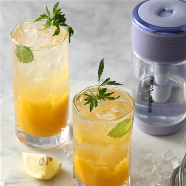 摩飞气泡果汁杯:随时随地鲜榨果汁、鲜打气
