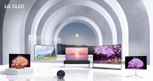 """OLED电视开始也向80+巨幕""""挺进"""" 价格过高是""""拦路虎"""""""