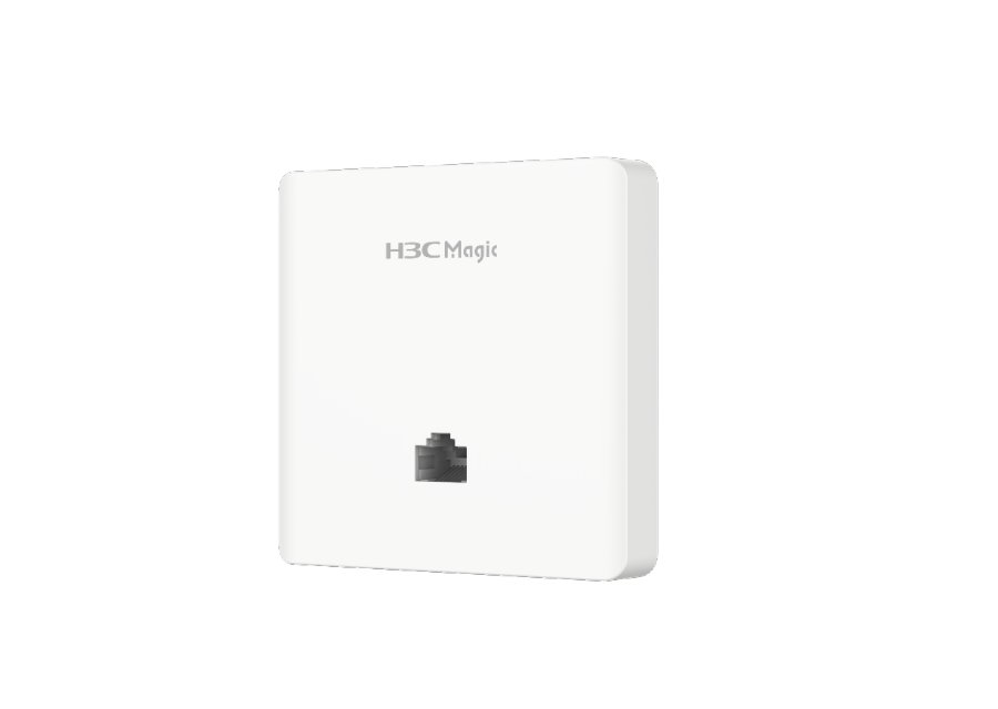 新华三Magic面板AP新品来了 业内首搭高通3000M Wi-Fi 6芯片