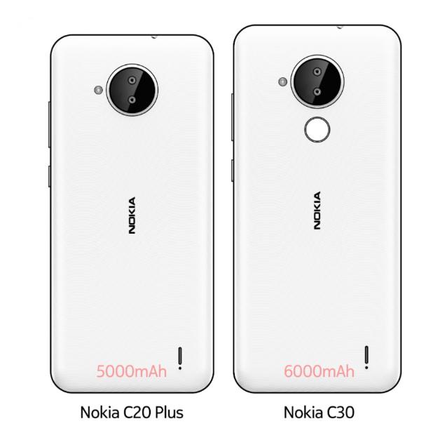 诺基亚将推出C20 Plus、C30
