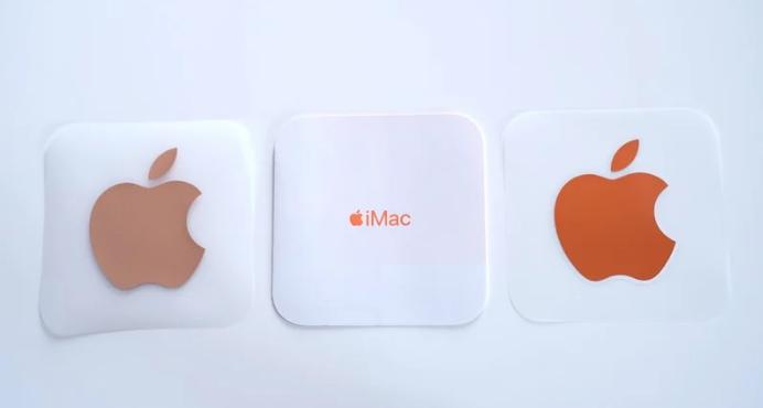 夏季来了 新款M1 iMac橙色更漂亮