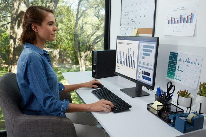 戴尔OptiPlex7090:以再生铝推进PC环保进步