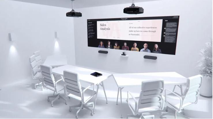 微软对未来远程会议及工作模式提出新理念