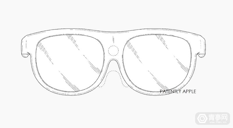 三星AR眼镜设计专利曝光 原型产品或已于去年CES亮相