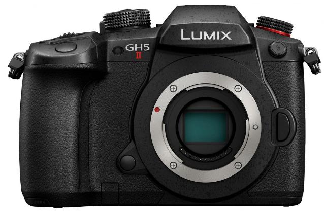 松下线上发布单电数码相机LUMIX GH5 II