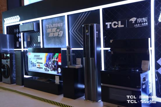 把应援玩出新高度,TCL&《速度与激情9》快闪店亮相北京,火爆出圈