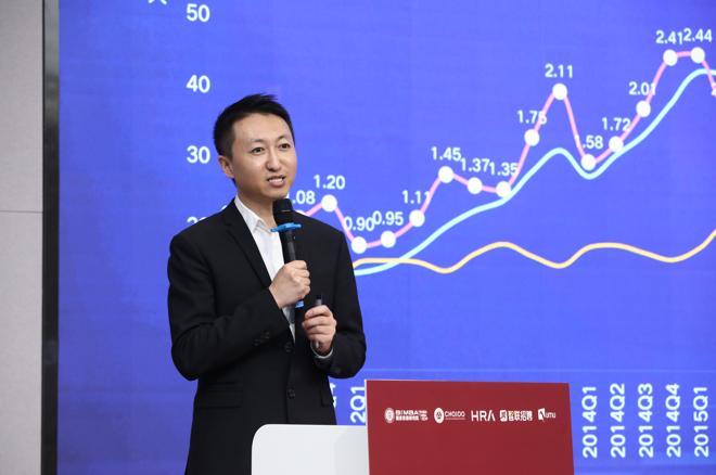 智联招聘执行副总裁李强:海归人才提升数字技能优势,与数字经济共舞